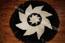 Ecru mit Schwarz Teppiche - Gerberei Polen