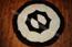 Sch�n wei� und Schwarz Teppiche mit Schwarz R�ndern - Gerberei Polen